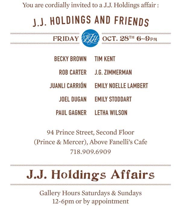 J.J. Holdings: 94 Prince Street - Oct.28 2011